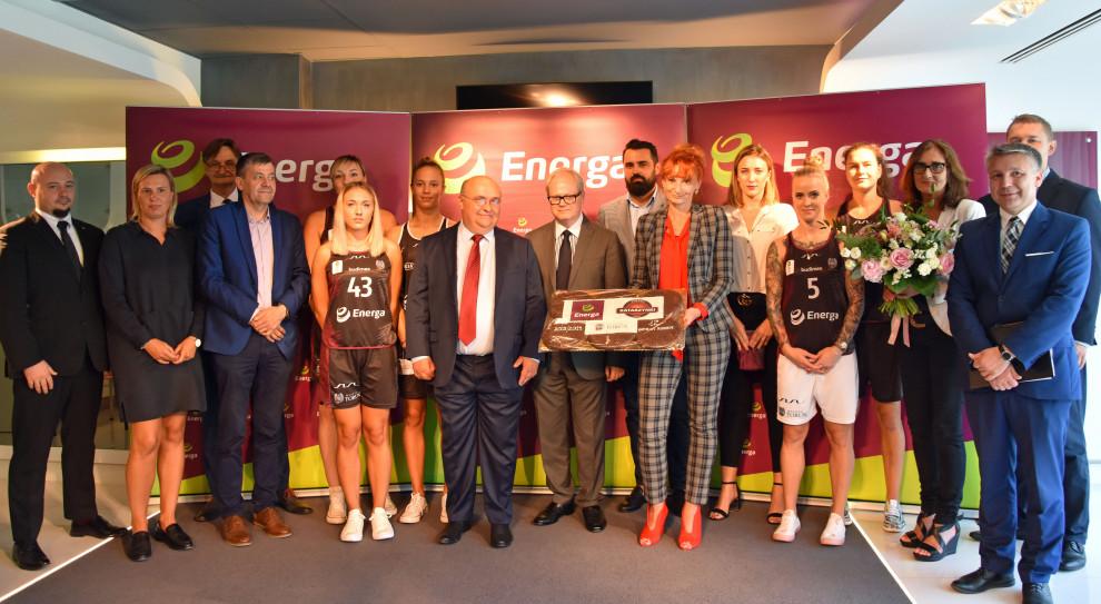 Energa wspiera toruńską koszykówkę kobiet. Dwunasty sezon z rzędu