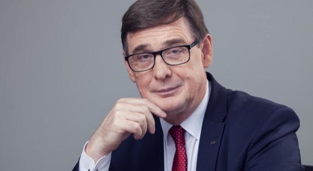 Krzysztof Mamiński nadal prezesem PKP SA. Nowi członkowie zarządu