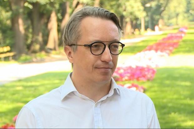 Łukasz Komuda, ekspert ds. rynku pracy z Fundacji Inicjatyw Społeczno-Ekonomicznych (fot.newseria)