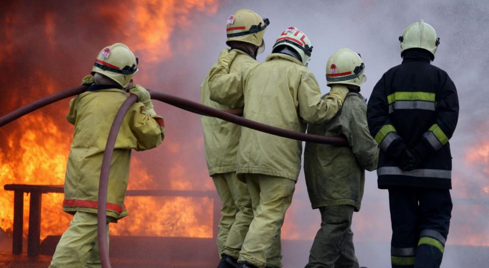 Portugalia szkoli więźniów na strażaków