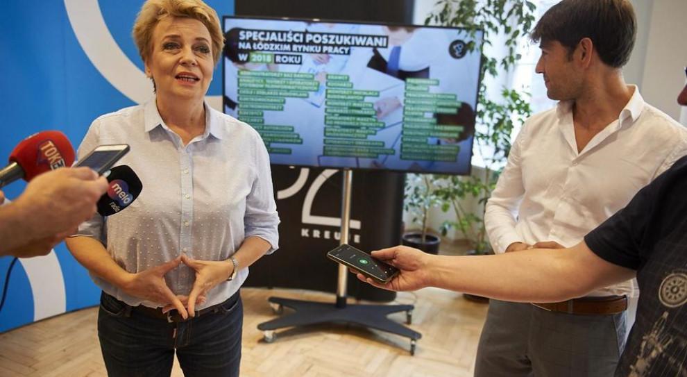 Rekordowo niska stopa bezrobocia w Łodzi. Tak dobrze jeszcze nie było