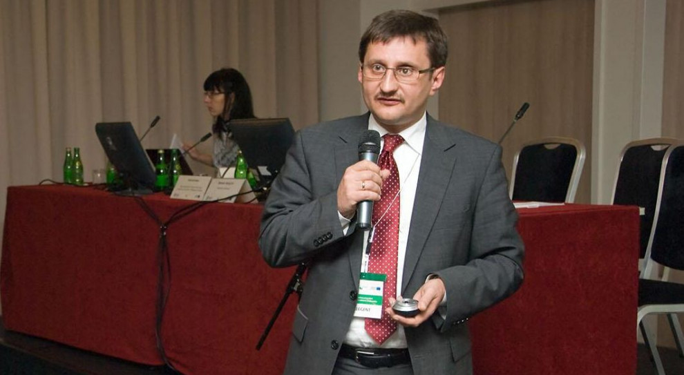 Paweł Ciećko p.o. Głównego Inspektora Ochrony Środowiska