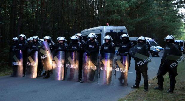 Minister Brudziński o pracy policjantów: będziemy bezwzględni