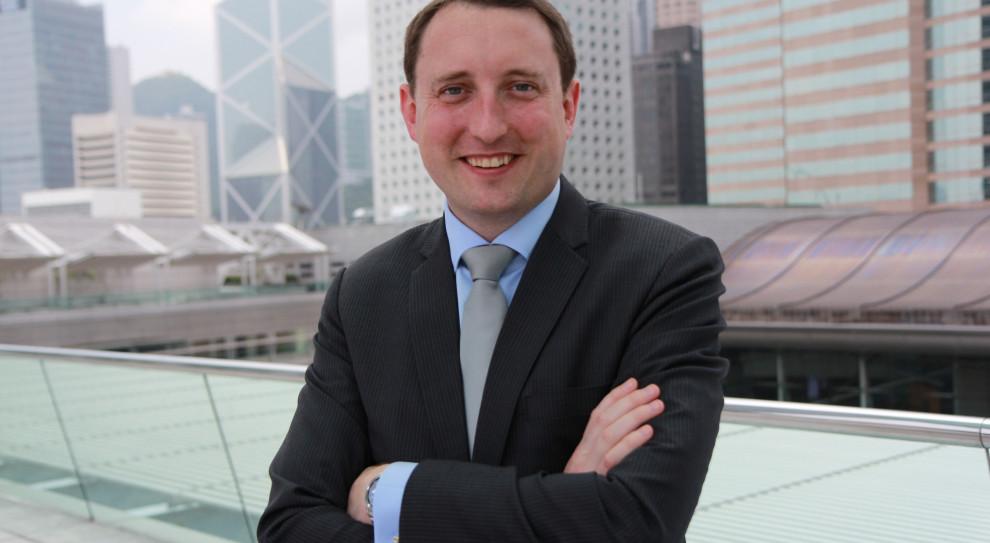 Nowy dyrektor zarządzający w Colliers International