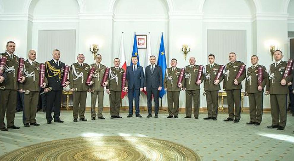 Awanse generalskie w Siłach Zbrojnych RP