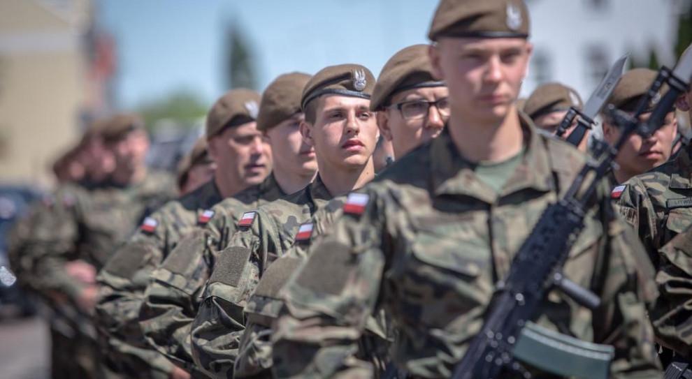 Wojska Obrony Terytorialnej szukają personelu medycznego. Kuszą benefitami