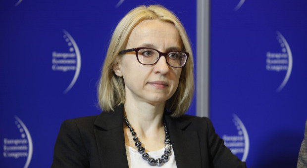 Teresa Czerwińska: Czas spektakularnego spadku bezrobocia powoli się kończy