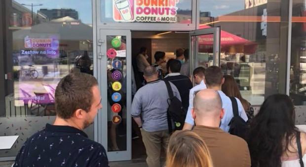 Dunkin' Donuts po raz kolejny wycofuje się z Polski