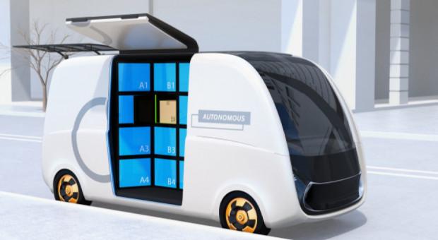 Autonomiczne samochody dostarczą zakupy klientom sieci Kroger