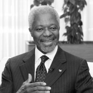 Zmarł były szef ONZ Kofi Annan