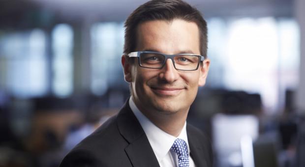Michał Hojowski dyrektorem Departamentu Rynków Finansowych Banku Pekao