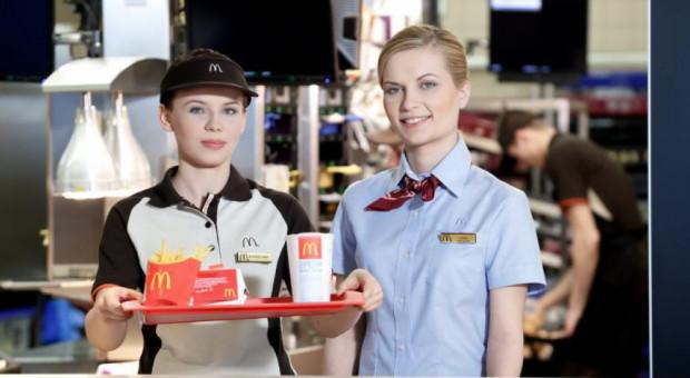 McDonald's obiecuje wsparcie dla - uwaga - 2 mln młodych osób
