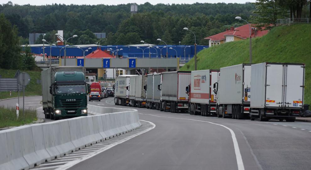 Pierwsi polscy kierowcy są już we Francji