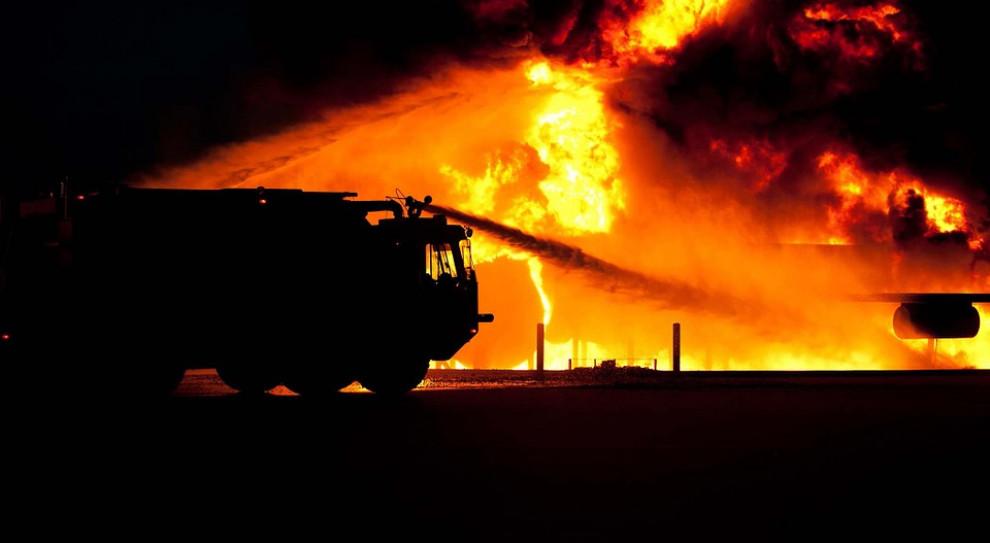 Kolejny pożar w fabryce Tesli