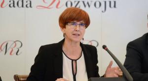 Minister Rafalska spodziewa się dalszej poprawy na rynku pracy