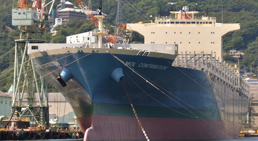 Największa stocznia świata stanęła. Pracownicy strajkują, by nie zwolniono 2 000 osób