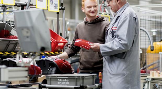 Niemiecka fabryka AGD pod Łodzią szuka tysiąca pracowników