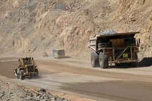 Górnicy w Chile strajkują, żądają podwyżek. Związkowcy z KGHM obserwują sytuację
