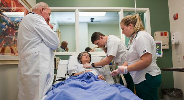 SUM wyszkoli i zatrudni udawanych pacjentów