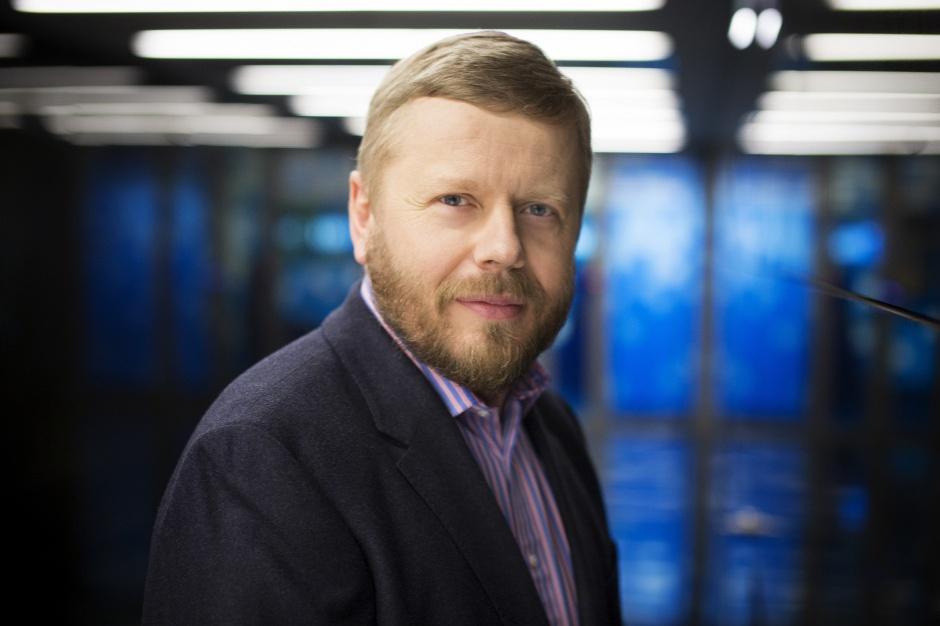 Maciej Witucki, prezes Work Service (fot. Work Service)