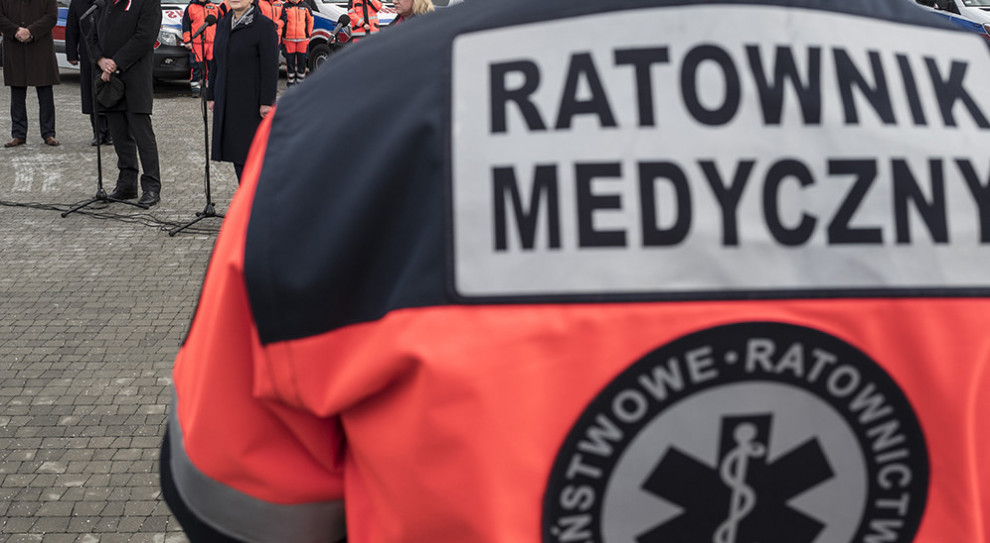 Jest projekt rozporządzenia w sprawie podwyżek dla ratowników
