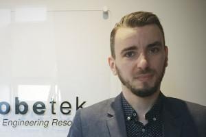 Grzegorz Lamot, partner zarządzający w Globetek