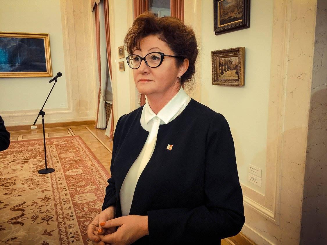 Dorota Gardias, szefowa FZZ (fot. FZZ)