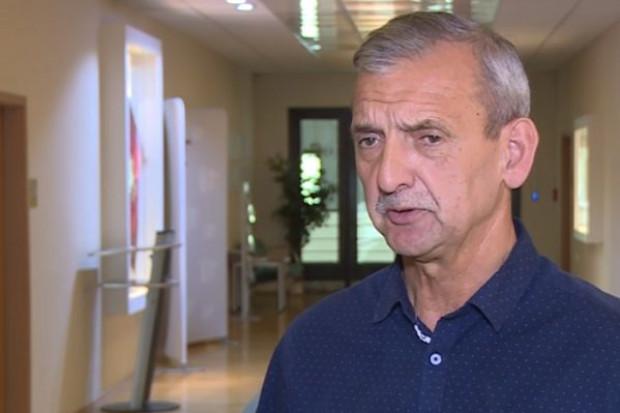 Sławomir Broniarz, prezes Związku Nauczycielstwa Polskiego (fot.newseria)