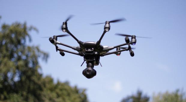 Drony pomogą kolejnej grupie zawodowej