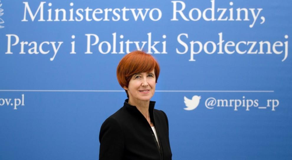 Elżbieta Rafalska: Aktywizacja bezrobotnych, telepraca to rozwiązania braku rąk na rynku pracy