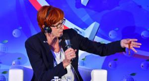 Elżbieta Rafalska: 6,3 mld zł płacą pracodawcy z tytułu absencji chorobowej