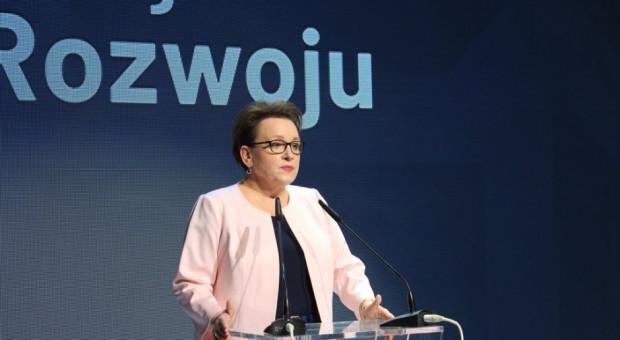 PO złożyła wniosek o odwołanie minister edukacji Anny Zalewskiej