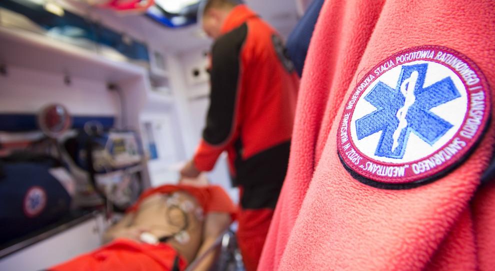 Ratownicy medyczni przygotowują się do zaostrzenia protestu
