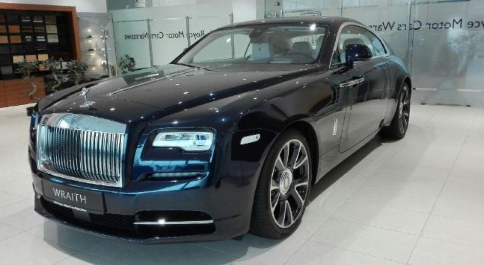 Były szef designu Rolls-Royce zatrudniony przez chińską firmę