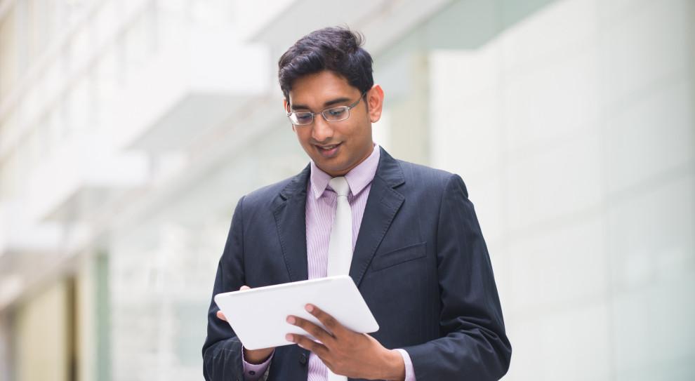 Wielka kolejka chętnych do pracy z Indii