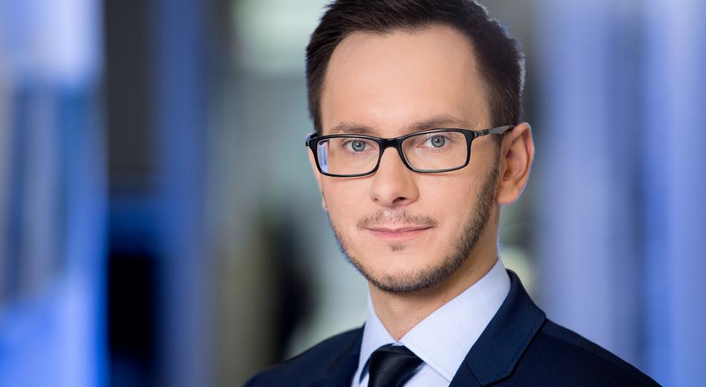 Bartosz Sroka odpowiedzialny za kompetencje kryzysowe Grayling Poland