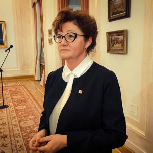Dorota Gardias, szefowa Forum Związków Zawodowych