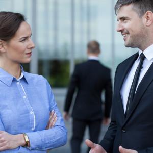 W pracy nie warto być kobietą