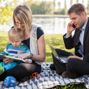Work-life balance dla pracownika to za mało. Pracodawco pamiętaj o jego rodzinie