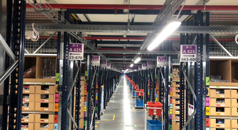 Amazon rekrutuje do pracy w Sosnowcu. To jedyne tego rodzaju centrum w całej Europie