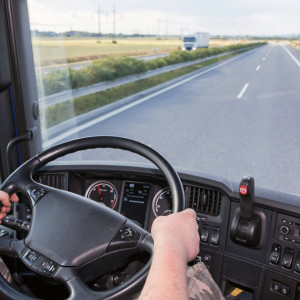 Ważny wyrok dla kierowców. Chodzi o mandaty i tachografy
