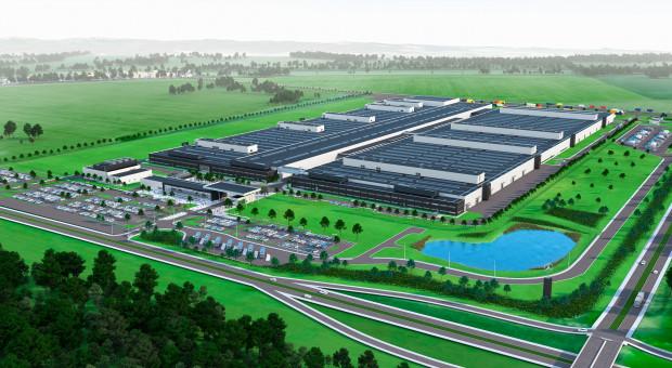 W nowej fabryce Mercedesa ma rządzić Przemysł 4.0. Roboty w służbie człowieka