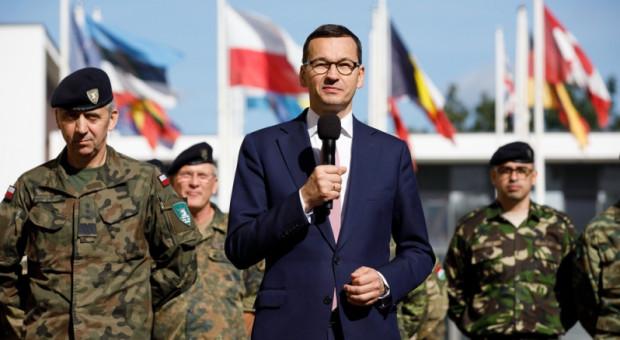 Premier: Niemiec i Francuz kupują niemieckie i francuskie towary. Polacy się wstydzą