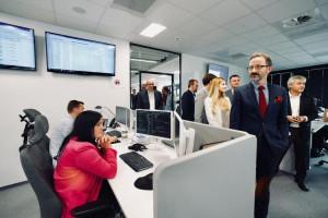 Jeden z największych inwestorów w Łodzi w nowej lokalizacji