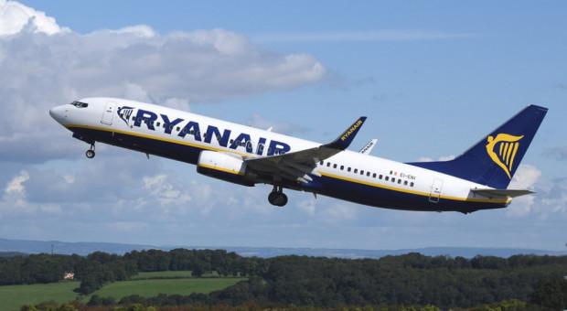 Ryanair przenosi do Polski samoloty i załogę