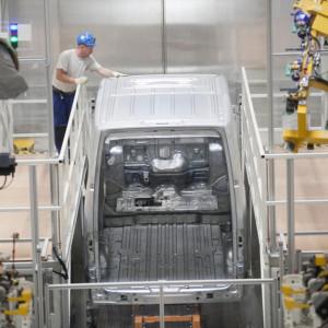 Rewolucja 4.0 do polskich fabryk wchodzi powoli