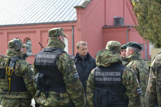 Funkcjonariusze Straży Granicznej spróbują pobić rekord Polski