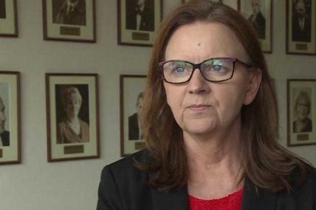 Gertruda Uścińska, prezes Zakładu Ubezpieczeń Społecznych (fot.newseria)