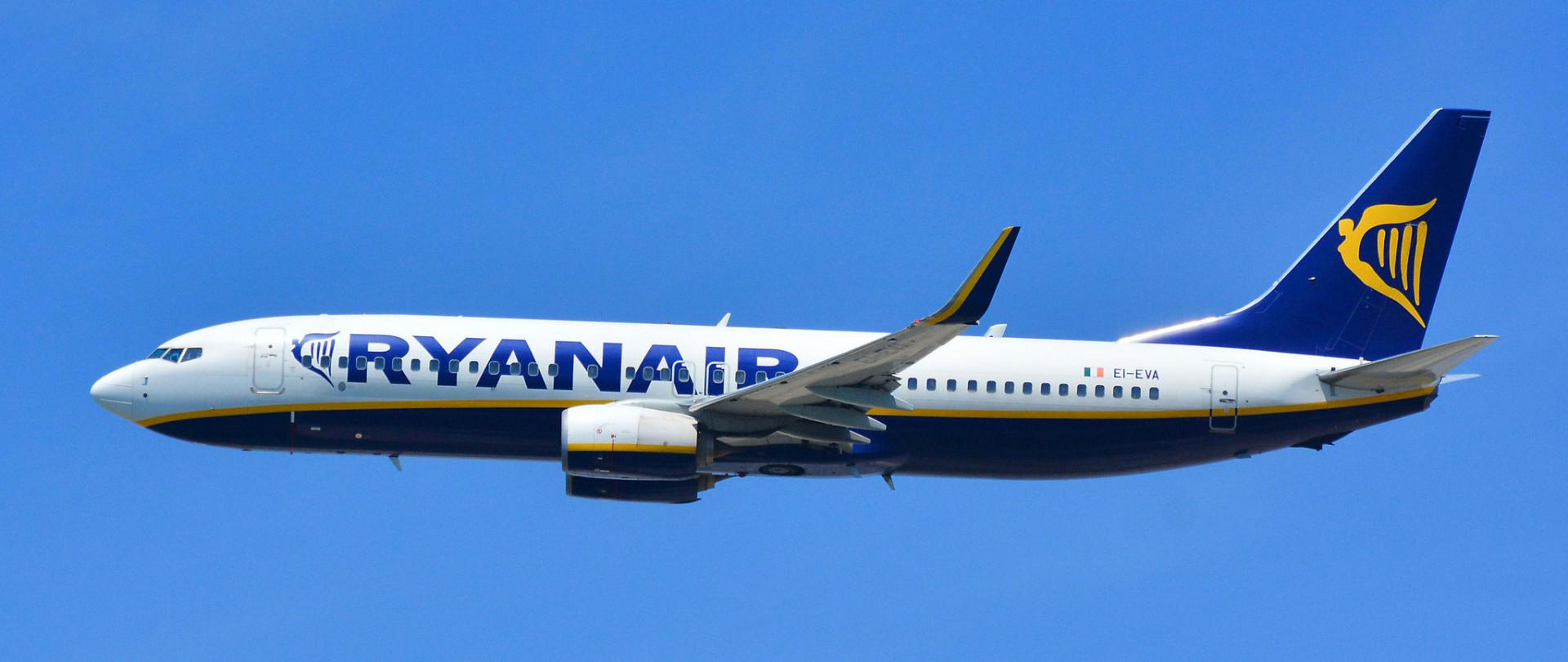 Samoloty Ryanair latają niemal nad całą Europą. Niedawno linia uruchomiła kolejne połączenia z Izraelem. (fot. Mike McBey/flickr.com/CC BY 2.0)