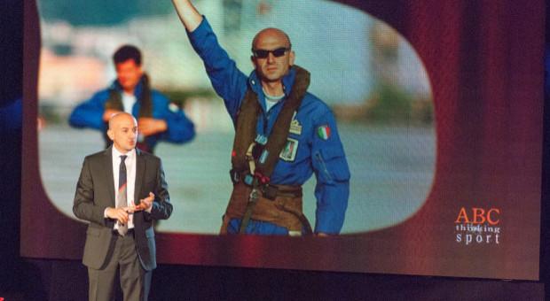 Wykład Massimo Tammaro. Były pilot myśliwca opowie o zarządzaniu ryzykiem